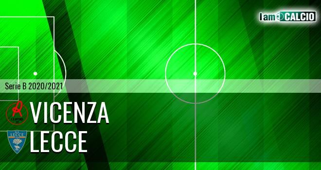 Vicenza - Lecce