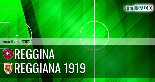 Reggina - Reggiana 1919