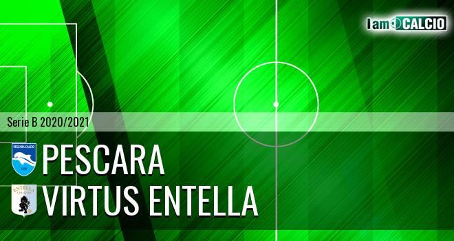 Pescara - Virtus Entella