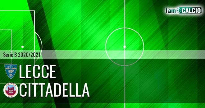 Lecce - Cittadella 1-3. Cronaca Diretta 01/05/2021