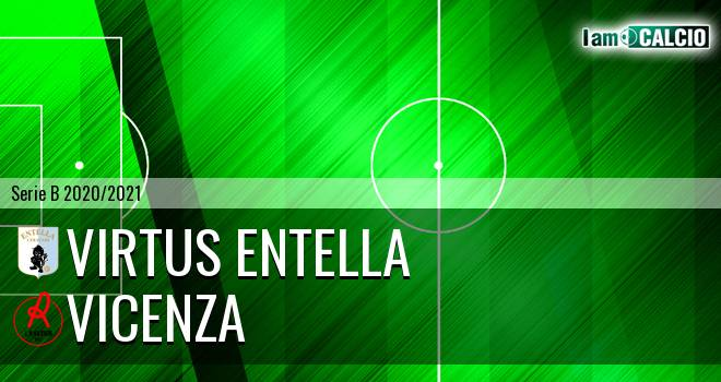 Virtus Entella - Vicenza