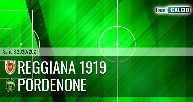 Reggiana 1919 - Pordenone