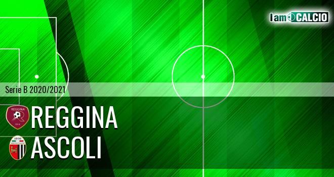 Reggina - Ascoli
