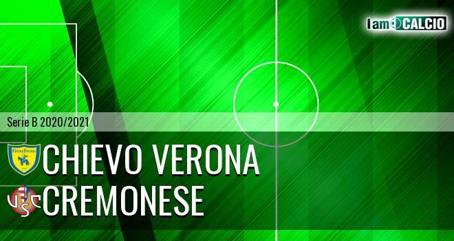 Chievo Verona - Cremonese