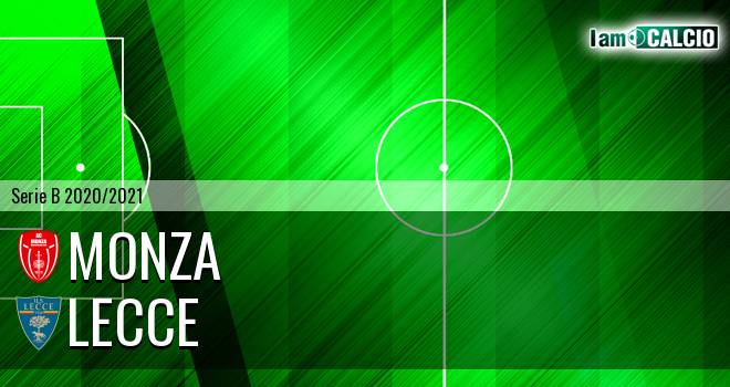 Monza - Lecce 1-0. Cronaca Diretta 04/05/2021