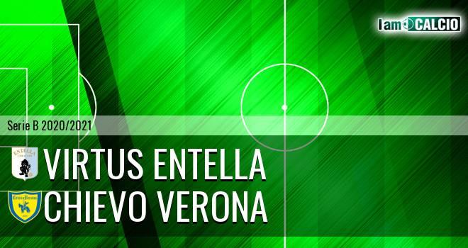 Virtus Entella - Chievo Verona