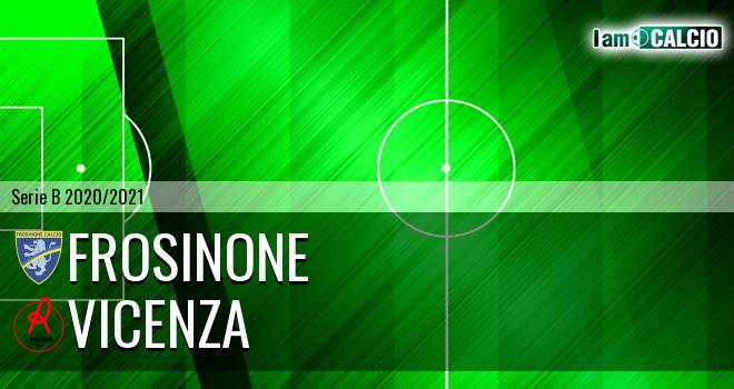 Frosinone - Vicenza