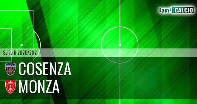 Cosenza - Monza