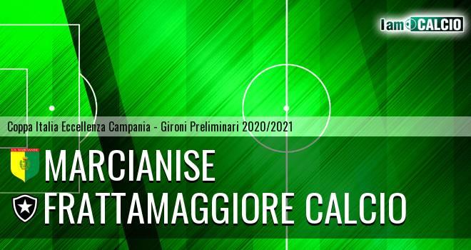 Marcianise - Frattamaggiore Calcio