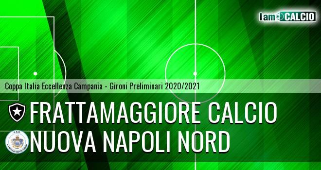 Frattamaggiore Calcio - Nuova Napoli Nord