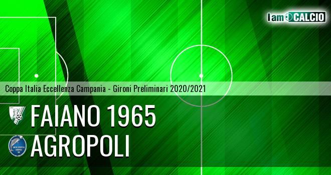 Faiano 1965 - Agropoli