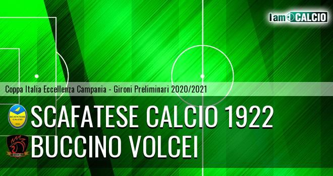 Scafatese Calcio 1922 - Buccino Volcei