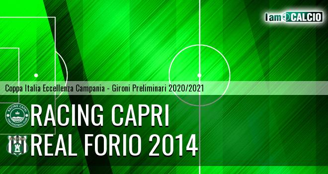 Racing Capri - Real Forio 2014