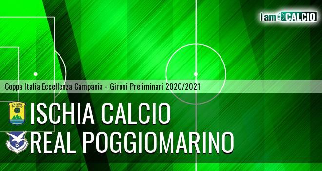 Ischia Calcio - Real Poggiomarino