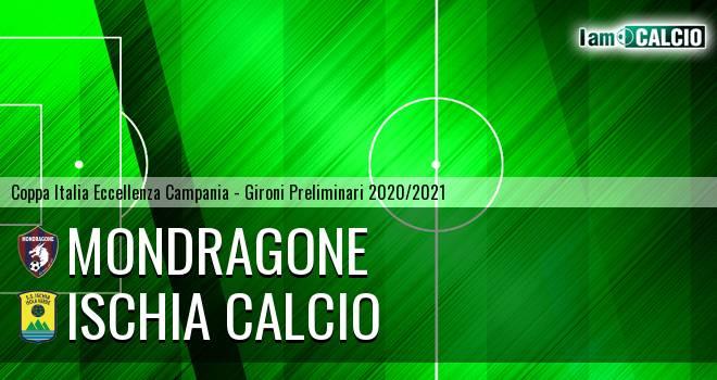 Mondragone - Ischia Calcio