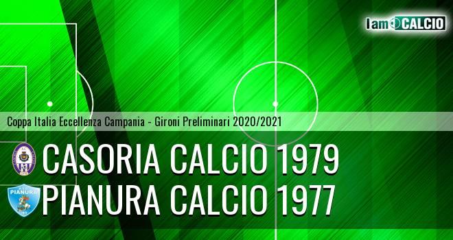 Casoria Calcio 1979 - Pianura Calcio 1977