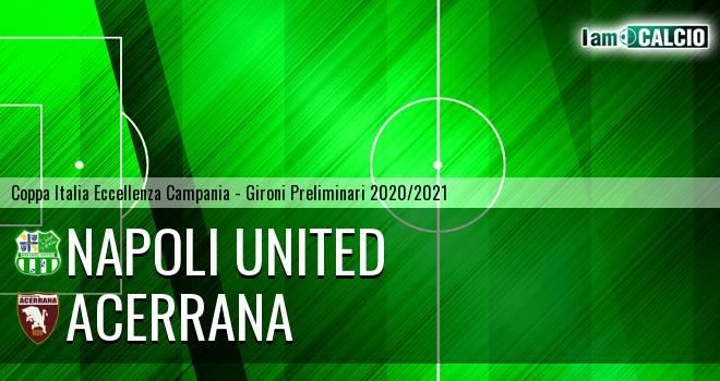 Napoli United - Acerrana