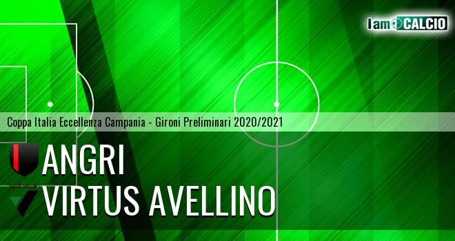 Us Angri 1927 - Virtus Avellino
