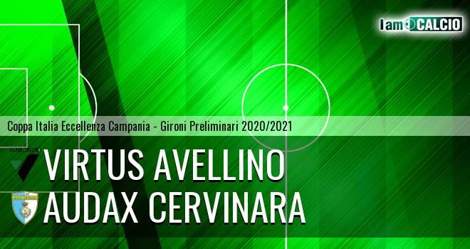 Virtus Avellino - Audax Cervinara