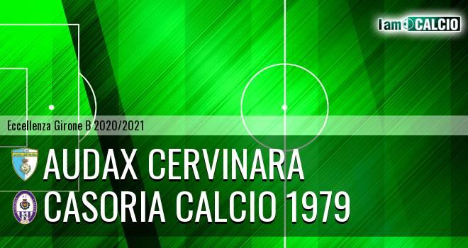 Audax Cervinara - Casoria Calcio 1979