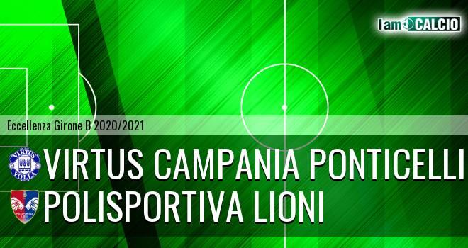Virtus Campania Ponticelli - Polisportiva Lioni