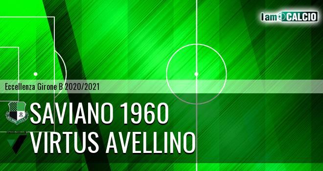 Saviano 1960 - Virtus Avellino