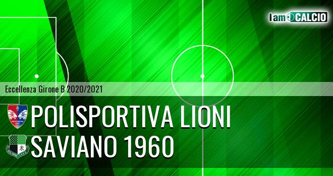 Polisportiva Lioni - Saviano 1960