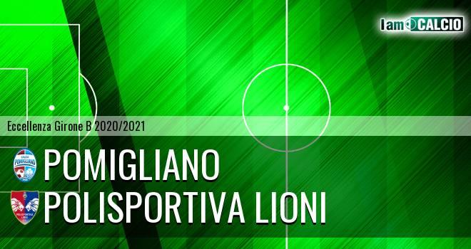 Pomigliano - Polisportiva Lioni