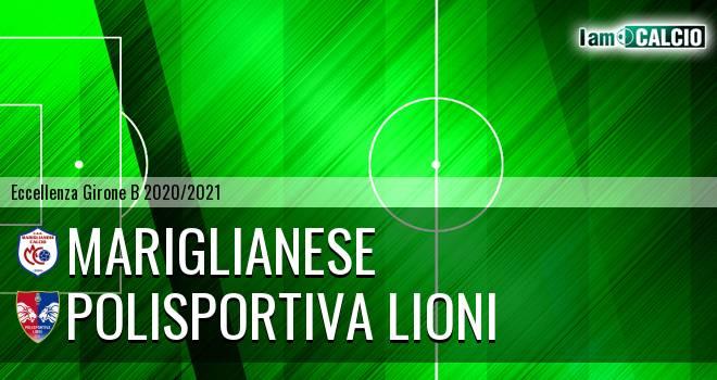 Mariglianese - Polisportiva Lioni