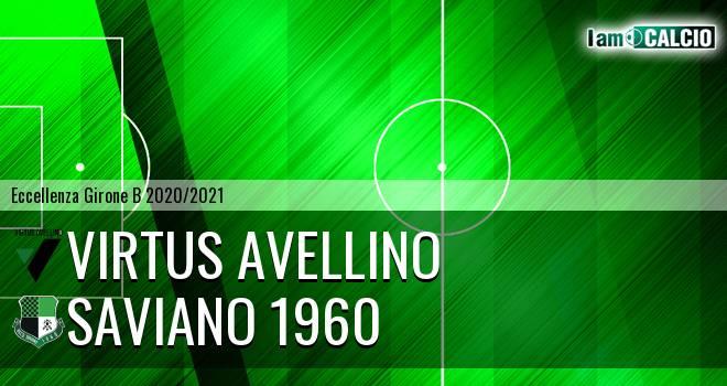 Virtus Avellino - Saviano 1960