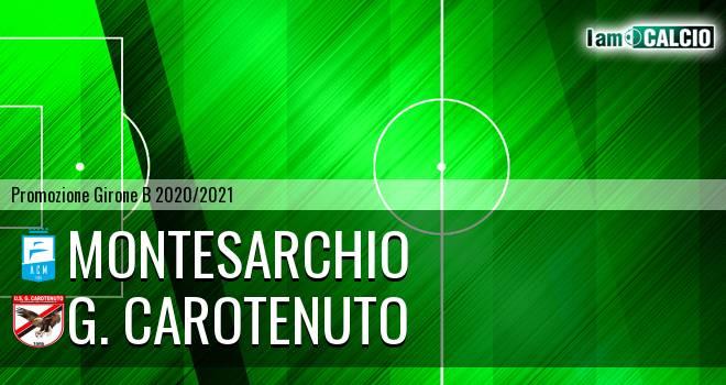 Montesarchio - G. Carotenuto