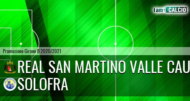 Real San Martino Valle Caudina - Solofra