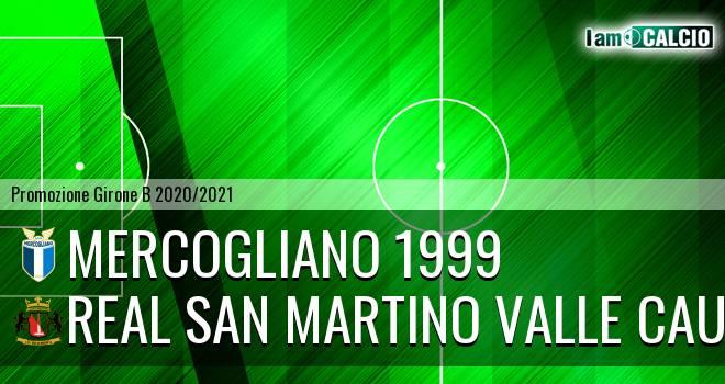 Mercogliano 1999 - Real San Martino Valle Caudina
