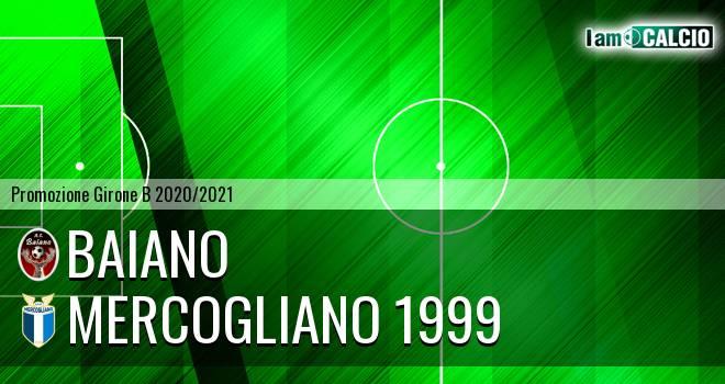 Baiano - Mercogliano 1999