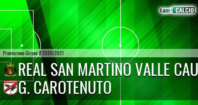 Real San Martino Valle Caudina - G. Carotenuto