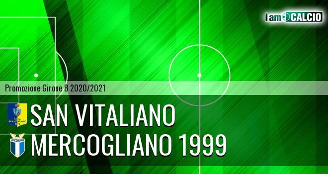 San Vitaliano - Mercogliano 1999