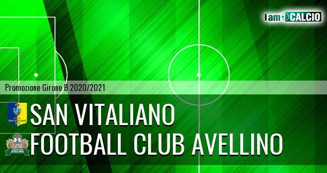 San Vitaliano - Football Club Avellino