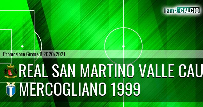 Real San Martino Valle Caudina - Mercogliano 1999