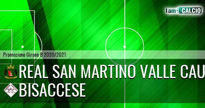 Real San Martino Valle Caudina - Bisaccese