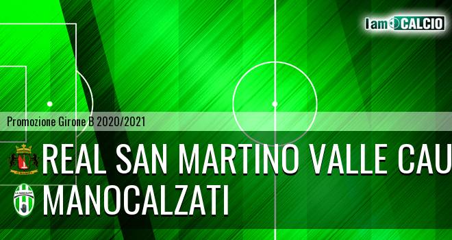 Real San Martino Valle Caudina - Manocalzati