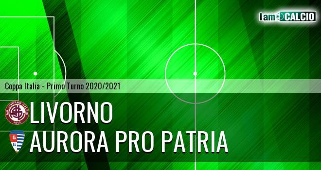 Livorno - Aurora Pro Patria