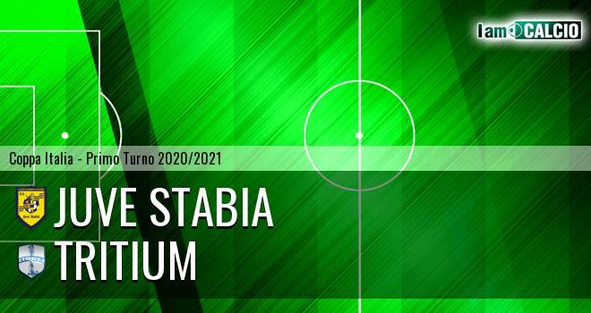 Juve Stabia - Tritium