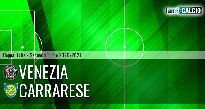 Venezia - Carrarese