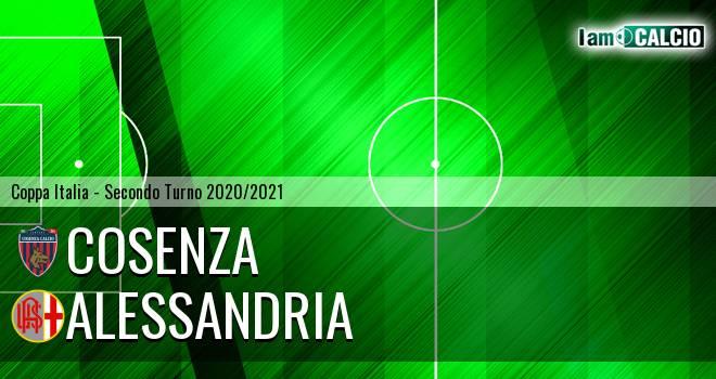 Cosenza - Alessandria