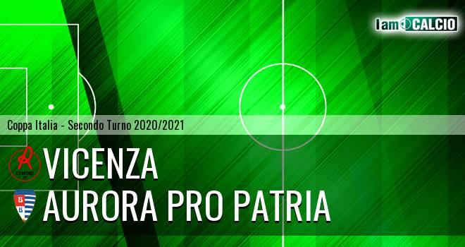 Vicenza - Aurora Pro Patria