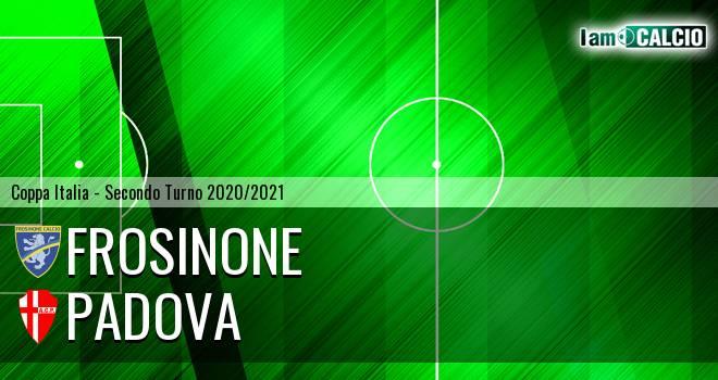Frosinone - Padova