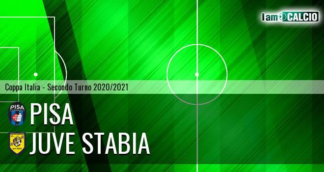 Pisa - Juve Stabia