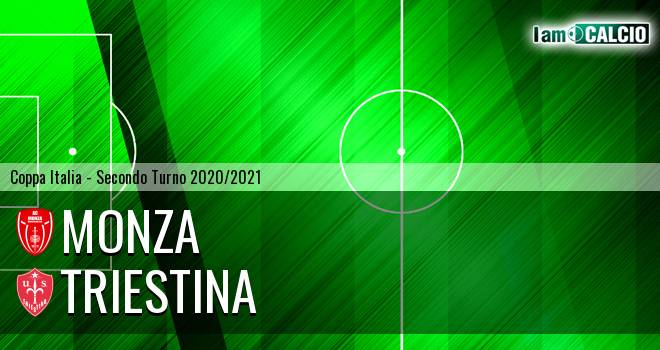 Monza - Triestina