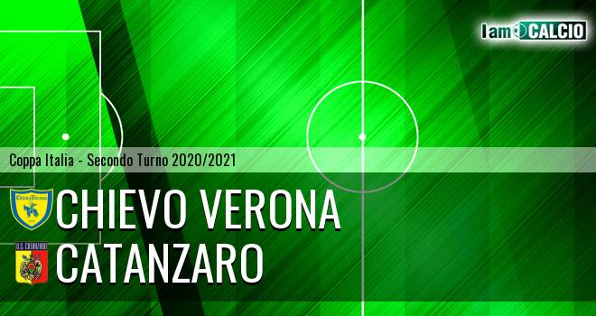 Chievo Verona - Catanzaro