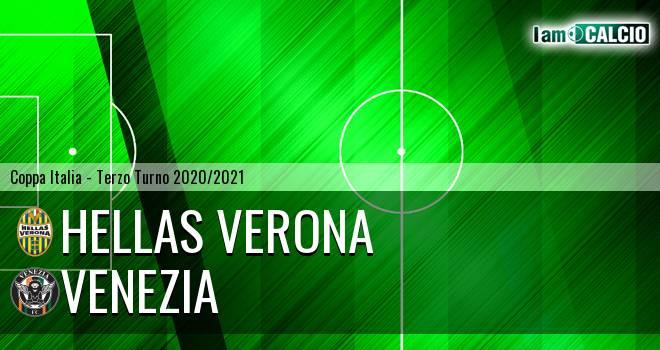 Hellas Verona - Venezia